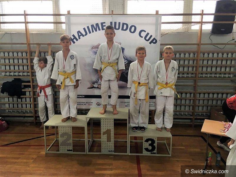 Strzegom: Bardzo pracowity weekend judoków AKS–u