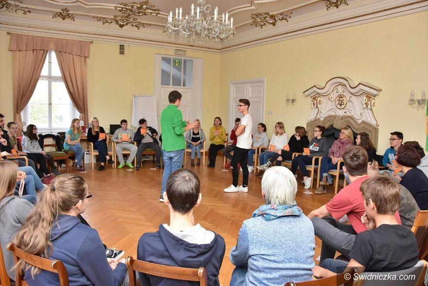 Pszenno: Polsko–niemiecka wymiana szkolna