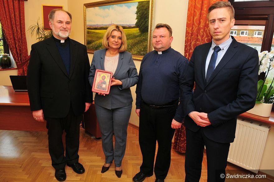 Świdnica: Greckokatoliccy duchowni dziękują za gościnność