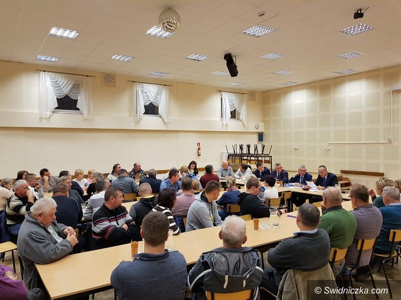 Gmina Strzegom: Rozmawiano o scalaniu