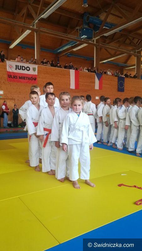 Strzegom: Judocy Tatami w Czechach