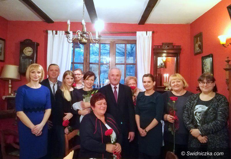 Marcinowice: Dzień Pracownika Socjalnego w gminie Marcinowice
