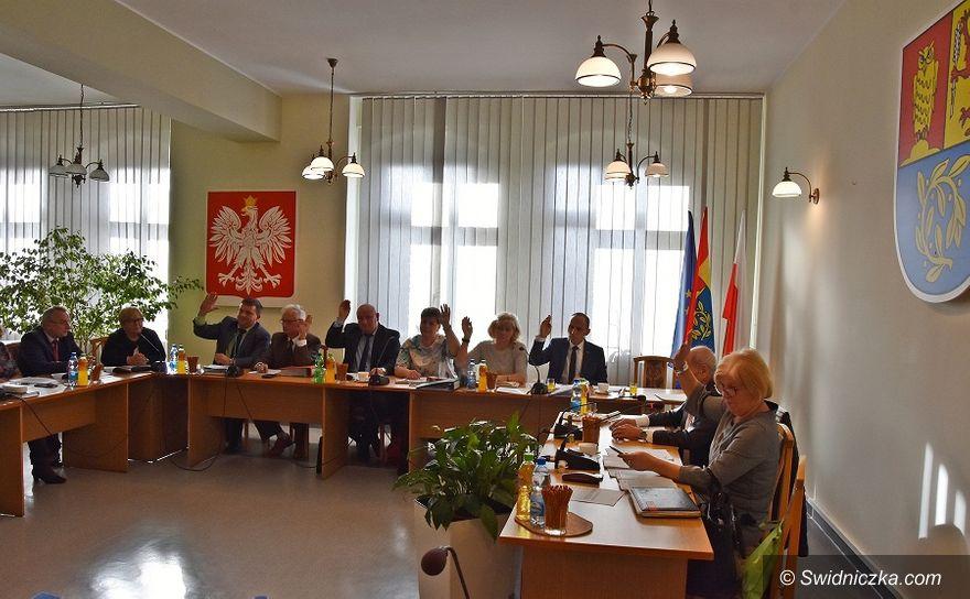 Gmina Świdnica: Opłata za ścieki bez zmian