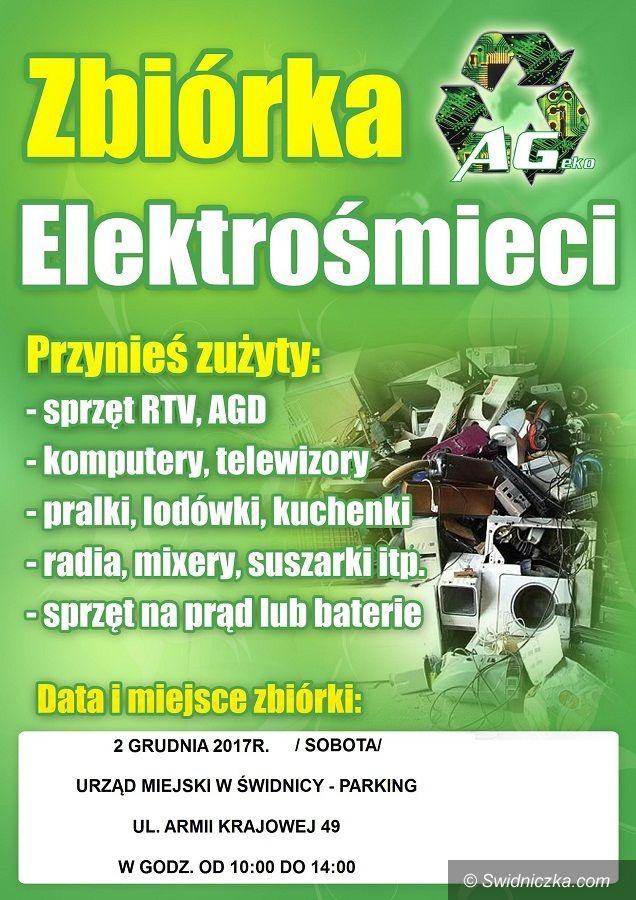Świdnica: Loteriada elektrośmieciowa