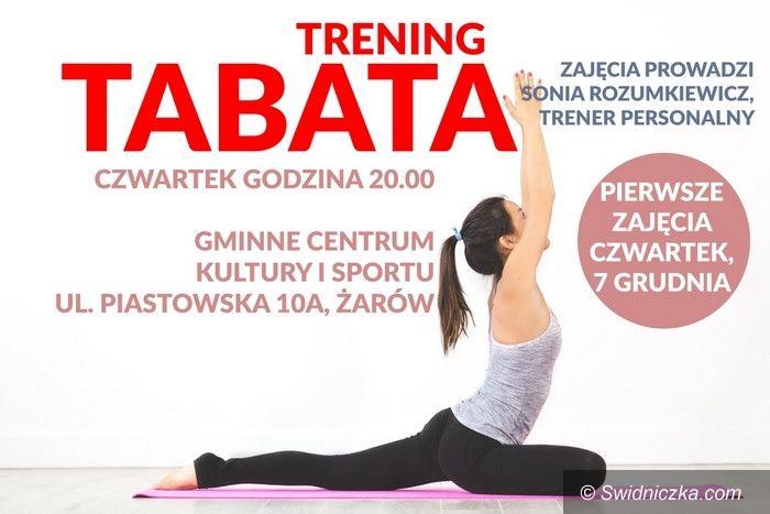 Żarów: Trening Tabaty