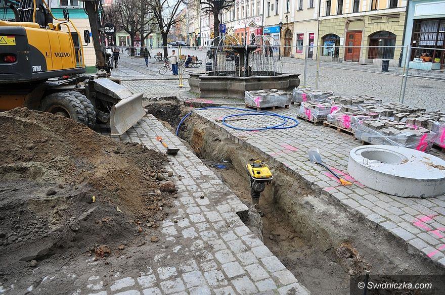 Świdnica: Świdnickie fontanny odzyskają swój blask