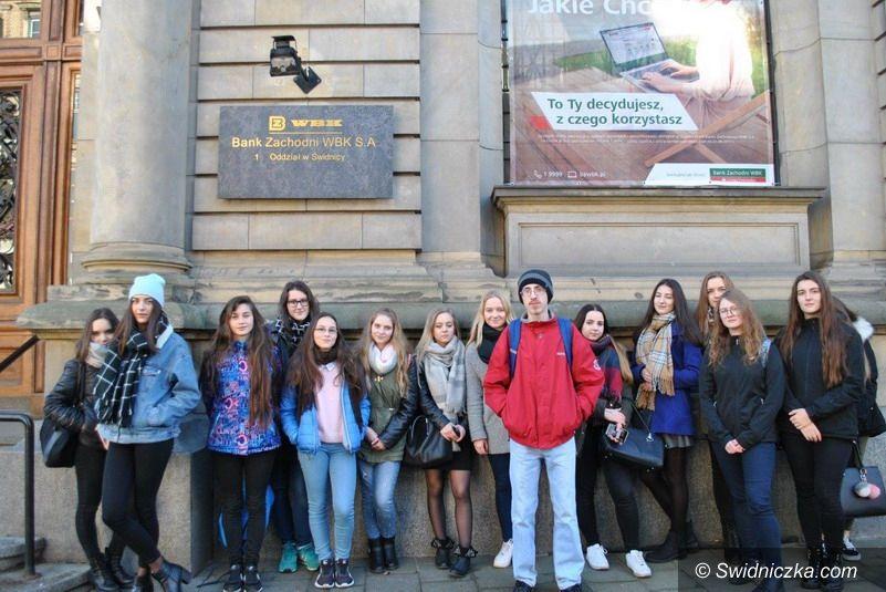 Świdnica: Światowy Tydzień Przedsiębiorczości Zespół Szkół Ekonomicznych w Świdnicy