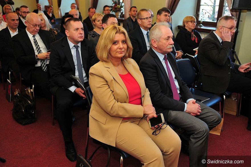 Świdnica: Komitet Sterujący Aglomeracji Wałbrzyskiej obradował w Świdnicy