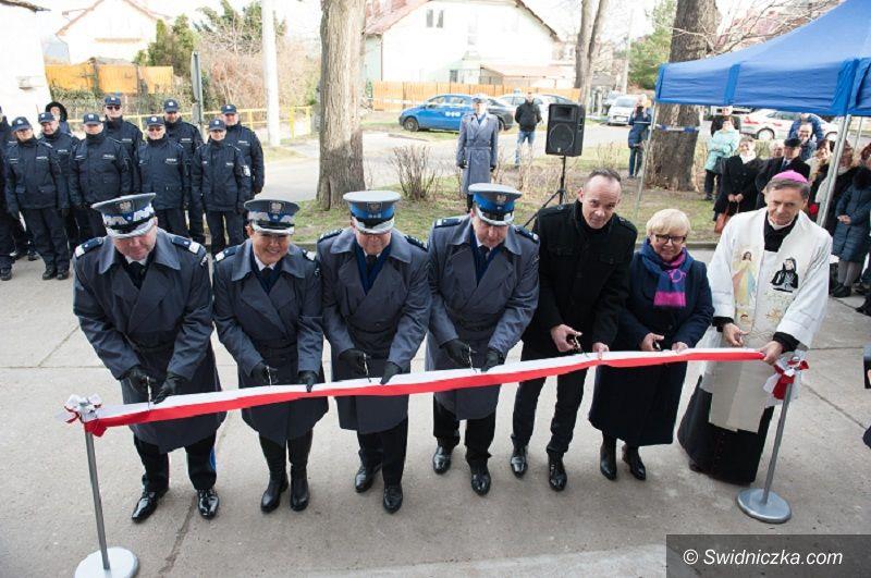 Słotwina: Otwarcie Posterunku Policji w Słotwinie