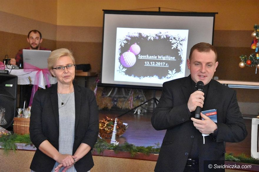 Mokrzeszów: Spotkanie wigilijne w Mokrzeszowie