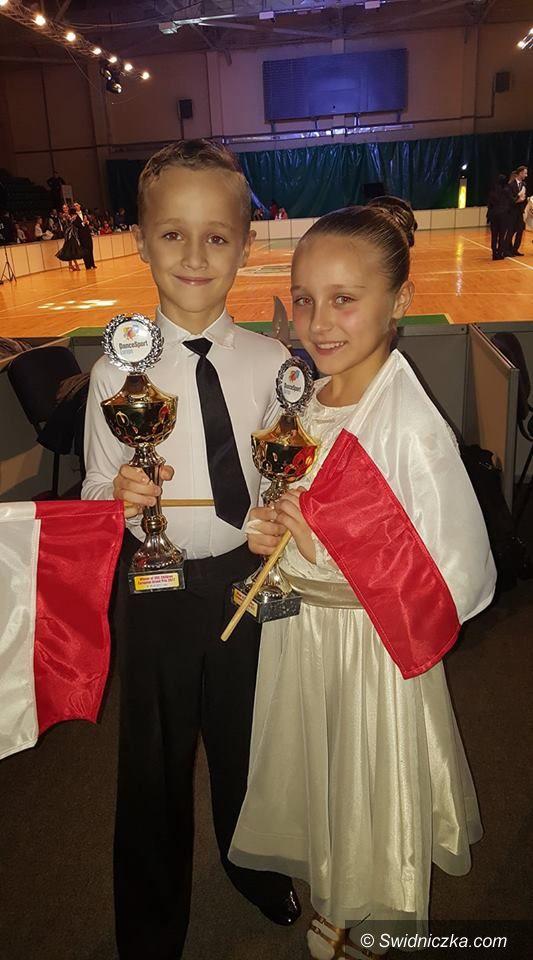 Świebodzice: 9–letnia Emilka najlepsza w Europie