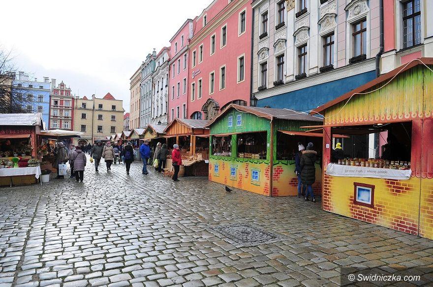 Świdnica: Ruszył Jarmark Bożonarodzeniowy w Świdnicy