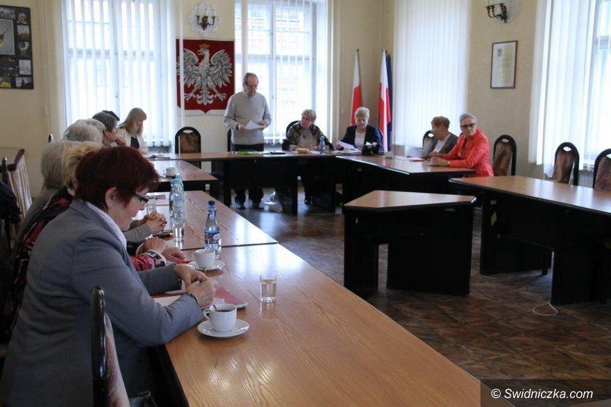 Świebodzice: Świebodzicka Rada Seniorów podsumowała rok