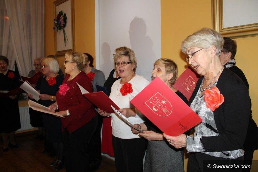 Świebodzice: Świąteczne spotkanie u aktywnych seniorów