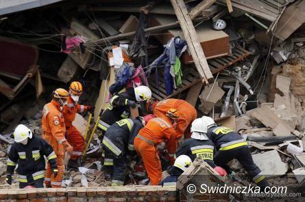 Świebodzice: Ustalono przyczynę katastrofy w Świebodzicach