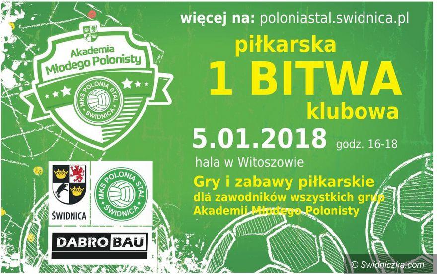 Świdnica: Czeka nas bitwa klubowa