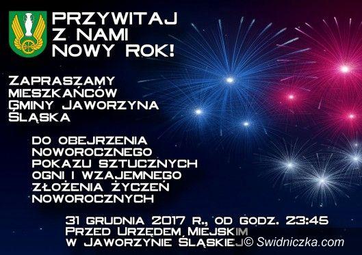 Jaworzyna Śląska: Przywitajmy wspólnie nowy, 2018 rok w Jaworzynie Śląskiej