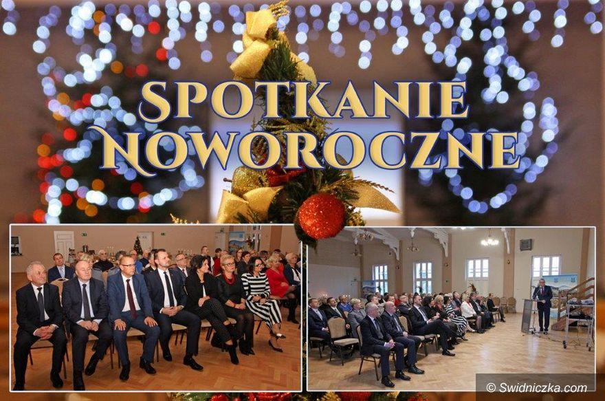 Gmina Dobromierz: Gminne Spotkanie Noworoczne