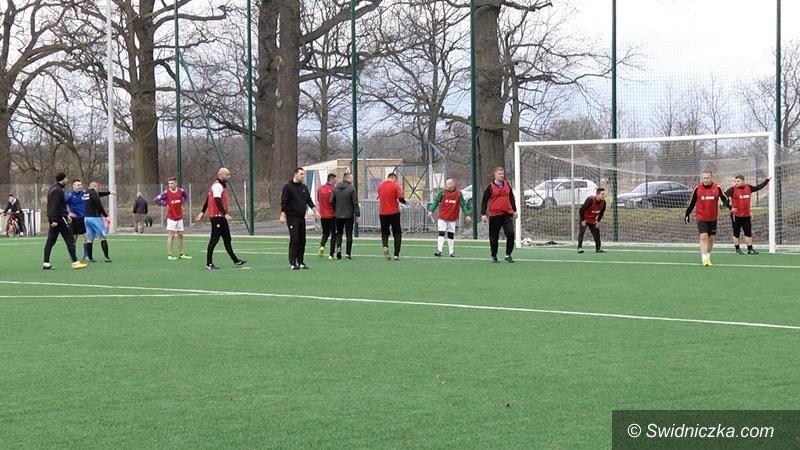 Żarów: Noworoczny mecz piłkarski