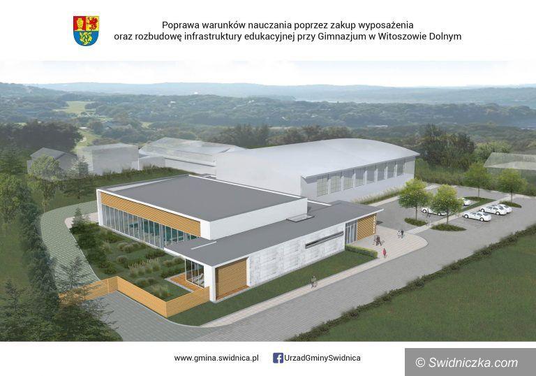 Witoszów Dolny: Kolejny etap budowy basenu w Witoszowie Dolnym
