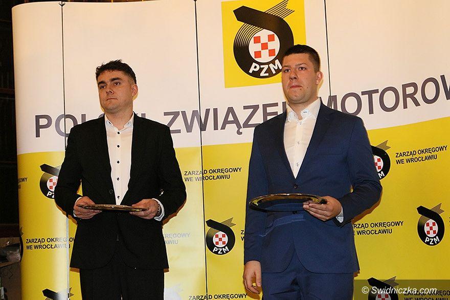 REGION: Para Krysiak/ Gacek wyróżniona na gali  w Książu