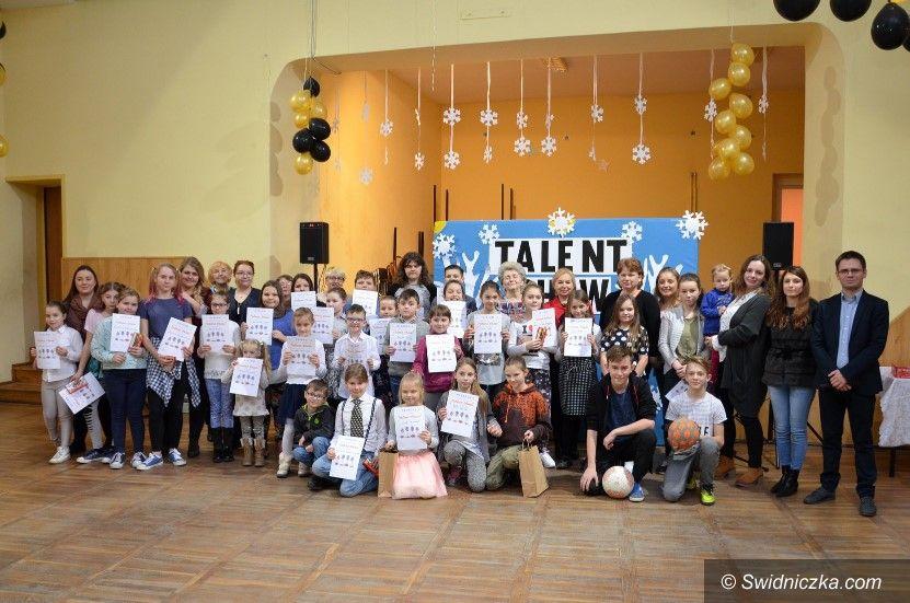 Gmina Marcinowice: Utalentowana młodzież nagrodzona