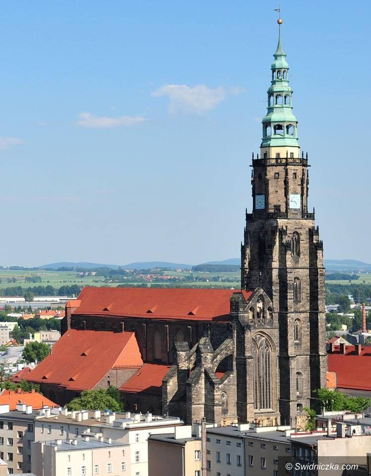 Świdnica: Prezydent Świdnicy walczy o środki dla katedry