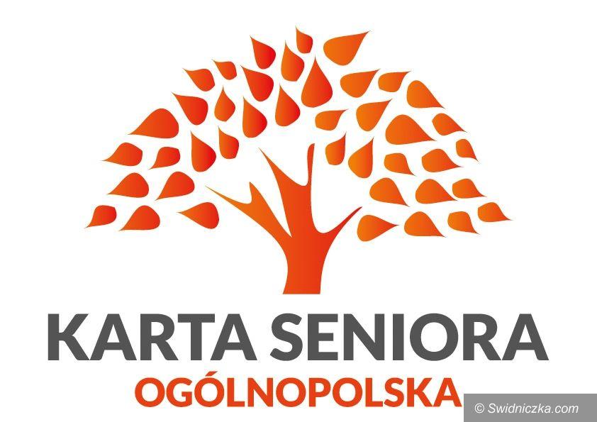 Świdnica: Ogólnopolska Karta Seniora dla świdniczan