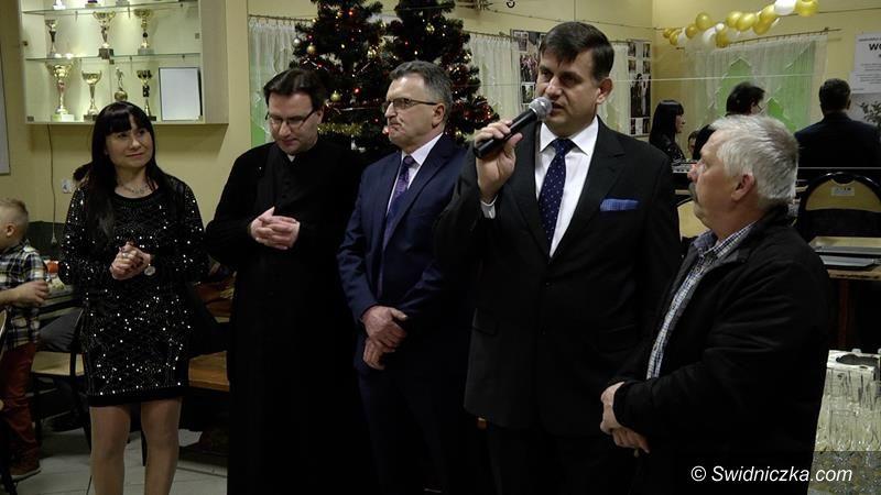 Gmina Żarów: Noworoczne spotkania z mieszkańcami
