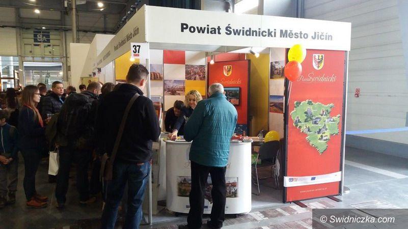 powiat świdnicki: Powiat Świdnicki na targach Tour Salon w Poznaniu
