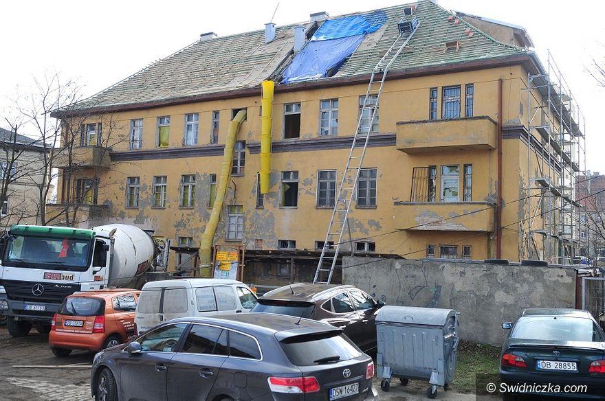 Świdnica: W Świdnicy powstają mieszkania wspomagane
