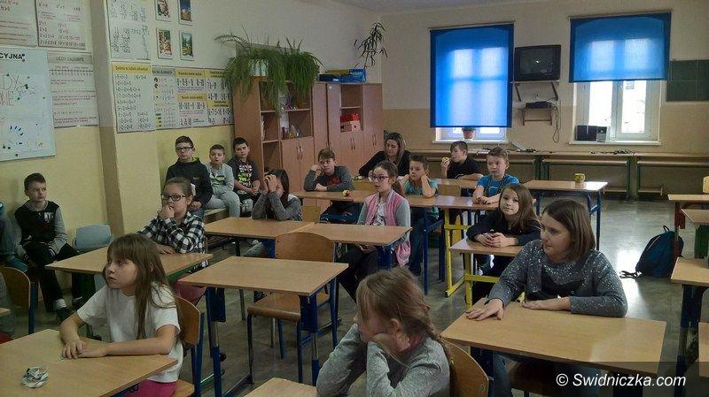 Olszany: Profilaktycznie w Publicznej Szkole Podstawowej w Olszanach