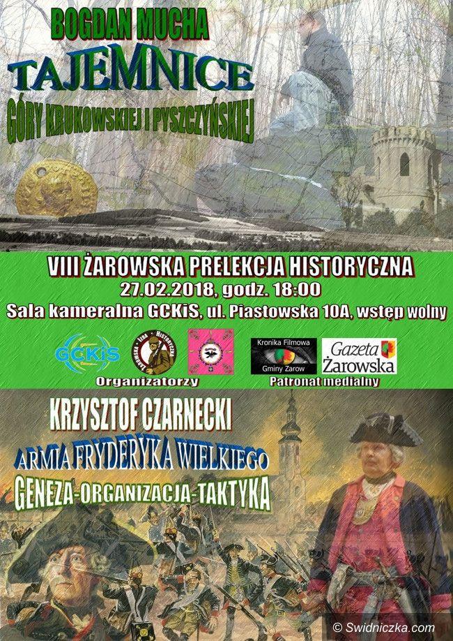 Żarów: VIII Żarowska Prelekcja Historyczna
