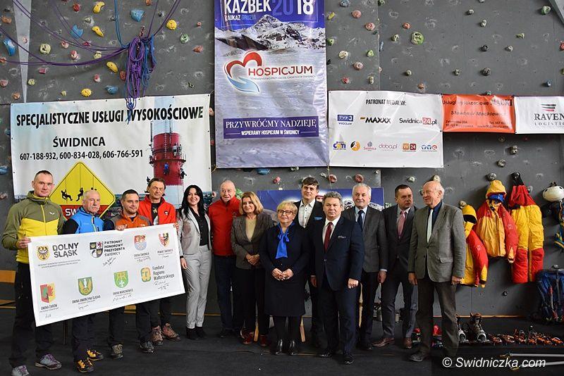 Świdnica/powiat świdnicki: Wspólna pomoc dla Hospicjum