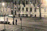 Świdnica: Plakaty rozklejał nocą