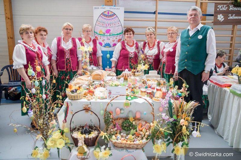 Marcinowice: XIV Tradycje stołu wielkanocnego