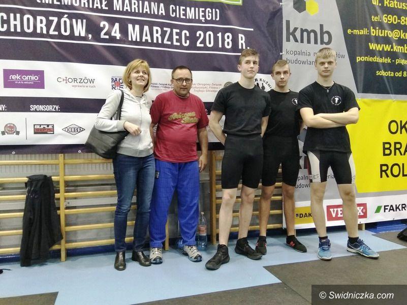 Strzegom: Sukces Michała Pawlicy w Chorzowie