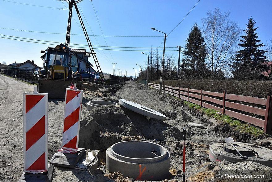Boleścin: Przebudowa drogi gminnej w Boleścinie