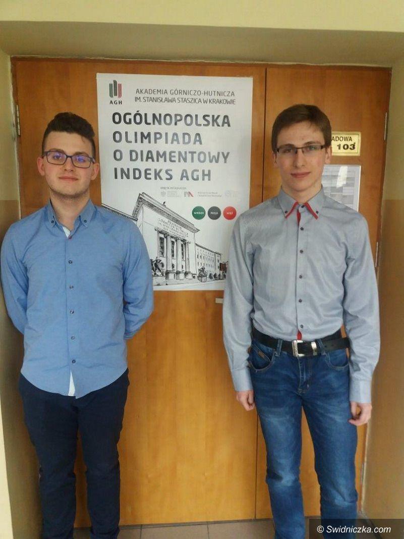 Świdnica: Sukces matematyków z II LO w Świdnicy