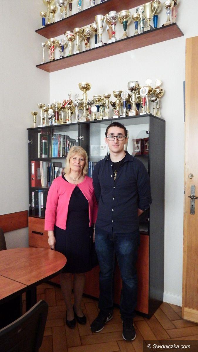 Świdnica: Finalista Olimpiady Historycznej