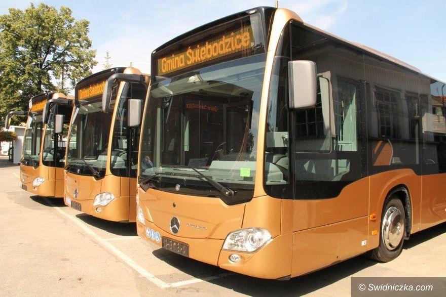 Świebodzice: Jest przetarg na czwarty autobus