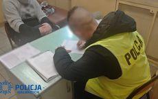 Świebodzice: Policjant ze Świebodzic zatrzymał sprawcę zniszczenia mienia