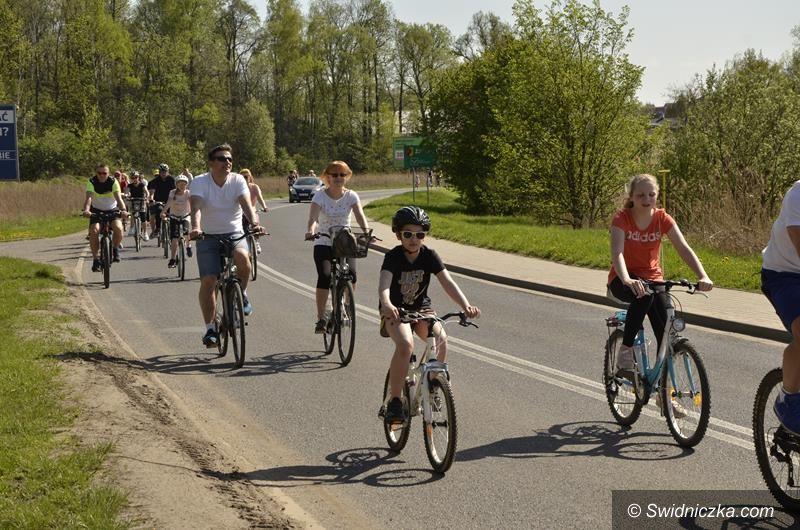 Żarów: Rowerzyści rozpoczęli sezon