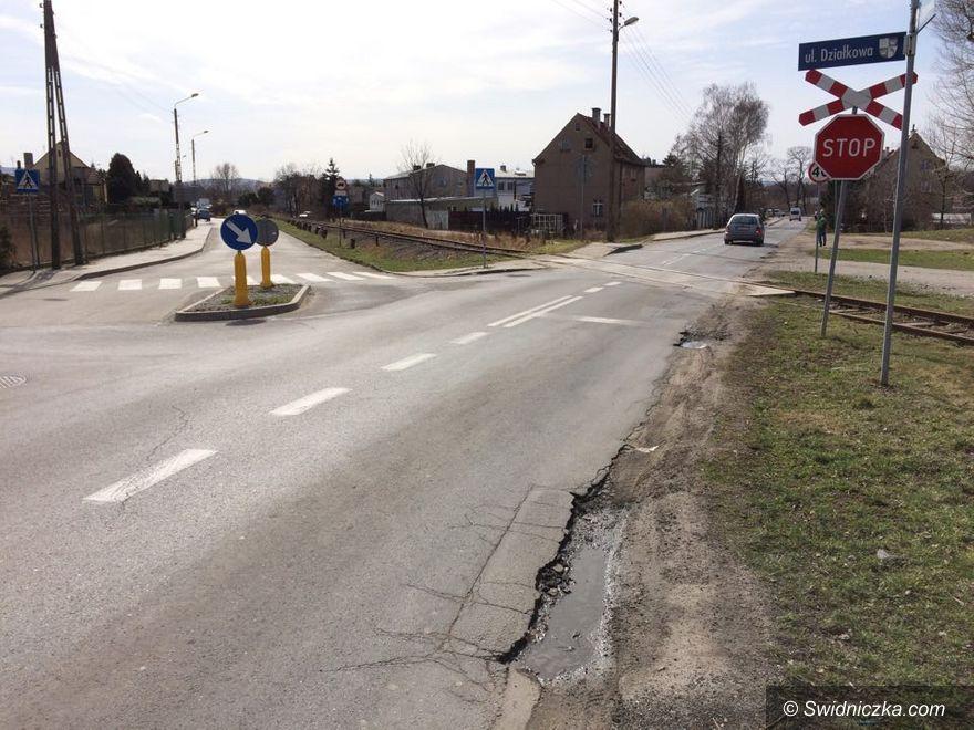 Świdnica: 7 maja rozpoczynają remont ulicy Kraszowickiej