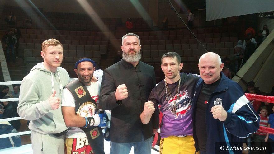 Świebodzice: Wygrana w Rosji