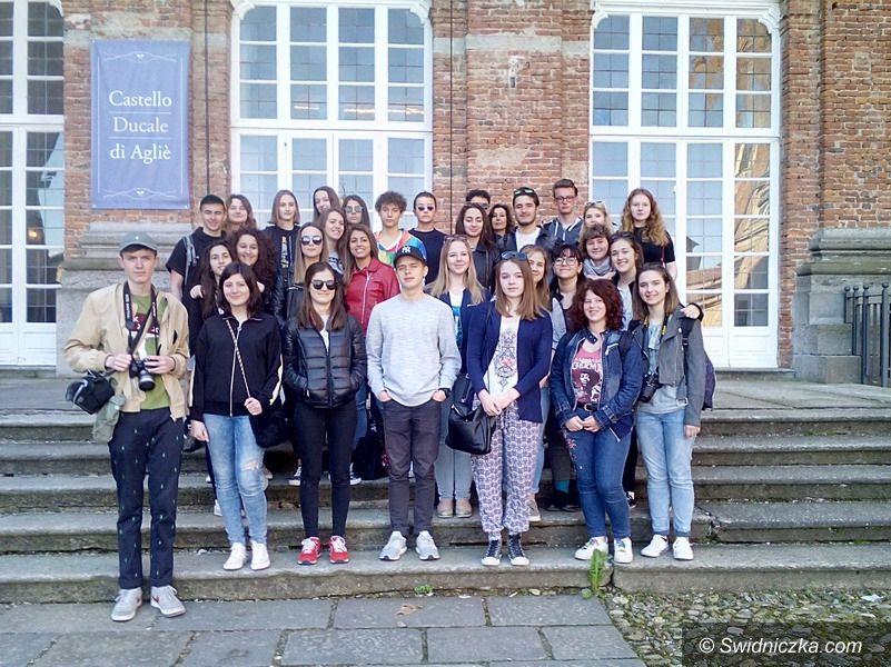 Świdnica: Piemont zdobyty przez uczniów II LO w Świdnicy
