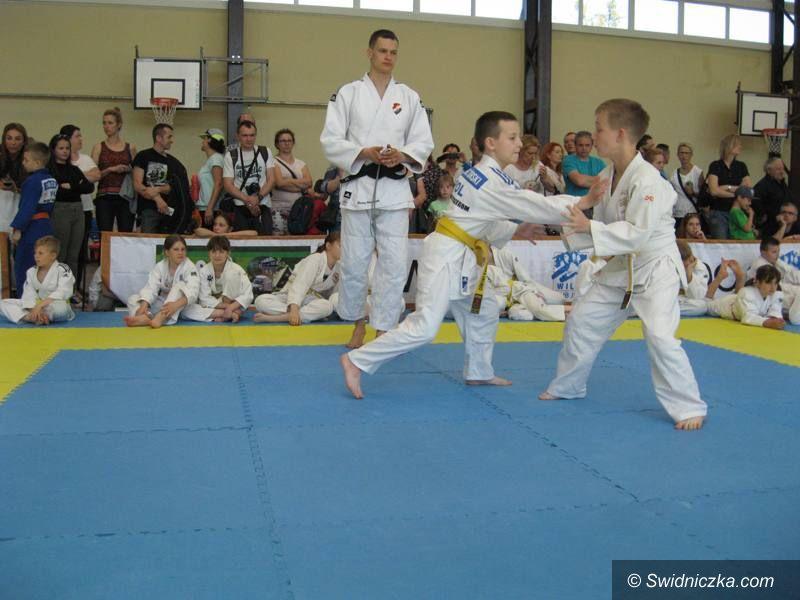 Strzegom: Judocy AKS–u w Obornikach Śląskich