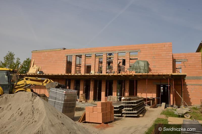 Żarów: Trwa budowa żłobka przy Bajkowym Przedszkolu