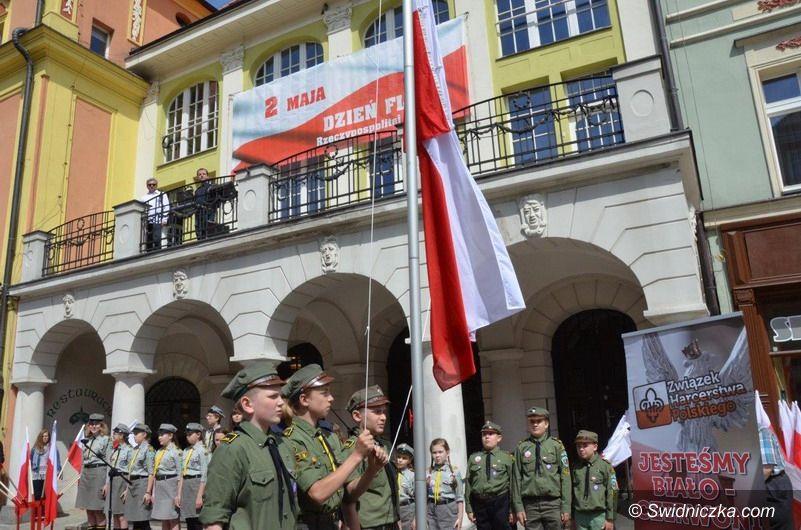 Świdnica/powiat świdnicki: 2 maja – święto flagi