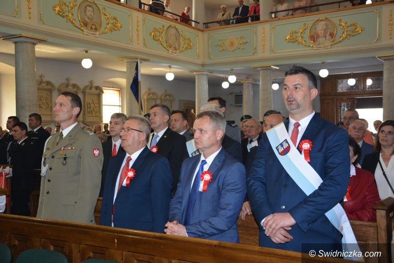 Strzegom: Strzegomianie świętowali 3 Maja